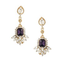 ASOS Eastern Jewel Drop Earring