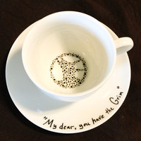 Harry Potter Grim Tea Cup