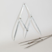 Stainless Steel Golden Ratio Divider