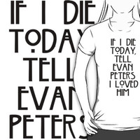 Tell Evan Peters..