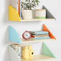 Assembly Home Colorblock Shelf - Urban Outfitters