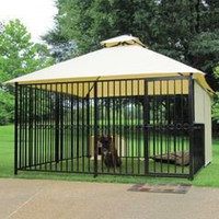 The Canine's Misting Oasis - Hammacher Schlemmer