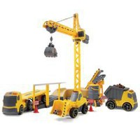 The Remote Controlled Construction Site - Hammacher Schlemmer