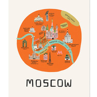 Rifle Paper Co. - Moscow Print