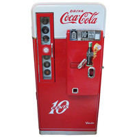 Fully Restored Vendo 56 Coca Cola Machine