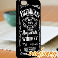 Hogsmeade wishkey harry potter - iPhone 4/4s/5 Case - Samsung Galaxy S3/S4 Case - Blackberry Z10 Case - Black or White