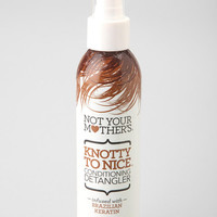 Not Your Mother's Knotty To Nice Detangler - Urban Outfitters