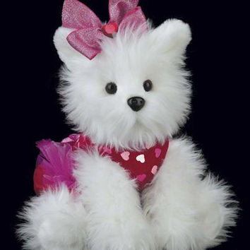 PASSIONATE PUPPY 190082  from Bearington Collection NWT Stuffed Animal
