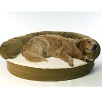 Ortho Sleeper Bolster Dog Bed