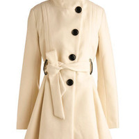 Take the Knight Coat | Mod Retro Vintage Coats | ModCloth.com