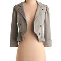 Don't Forget Your Jacket | Mod Retro Vintage Jackets | ModCloth.com