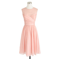 CLARA DRESS IN CRINKLE CHIFFON