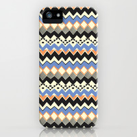 Ethnic Color iPhone & iPod Case by Louise Machado