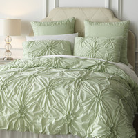 Savannah Bedding & Duvet - Celadon