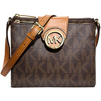MICHAEL Michael Kors Handbag, Fulton Large Crossbody
