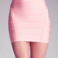 Princess Bandage Mini Skirt