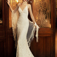 YolanCris 2011 Revival Vintage Wedding Dress Collection | Wedding Inspirasi Bridal Inspiration Blog