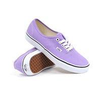 Vans Women's Authentic (Bougainvillea/True White) (Vans VN0TSVM-8ZI), Women's Shoes | Ambush Boarding Co.
