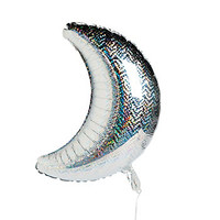 Prismatic Moon Balloon