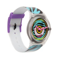 Neff Clear Eyeball Watch