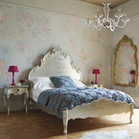 Charleston Kingsize Bedstead, Beds | Graham and Green Bedroom