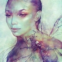 """Jewel"" - Art Print by Anna Dittmann"