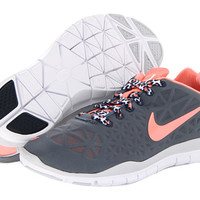 Nike Free TR Fit 3 Atomic Red/Club Pink/Atomic Pink/Club Pink - Zappos.com Free Shipping BOTH Ways