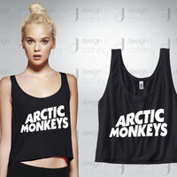 Arctic Monkeys Flowy Tank Top