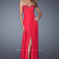 La Femme 20023 at Prom Dress Shop