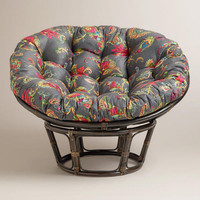 Antigua Micro Suede Papasan Chair Cushion