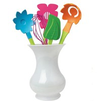 Bloom Flower Utensil Set