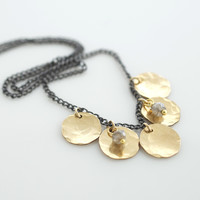 Multi Petal Necklace
