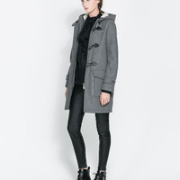 TWO-SIDED COAT
