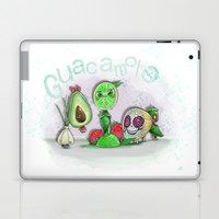 Guacamole Laptop & iPad Skin by Ben Geiger