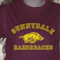 buffy the vampire slayer sunnydale RAZORBACKS t SHIRT tshirt tee SIZES S-5XL