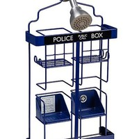 Doctor Who TARDIS Shower Rack