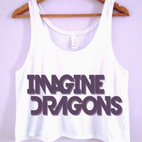 Imagine Dragons Crop-Top