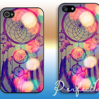 Dream catcher---iphone 4 case iphone 4S case iphone 5 case iphone 5c case iphone 5s case Hard plastic iphone cover iphone case