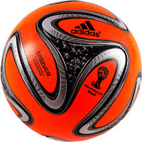 adidas Brazuca Soccer Ball - FIFA 2014 Winter Match Ball - SoccerPro.com