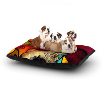 "Mandie Manzano ""Lips Like Morphine"" Dog Bed"
