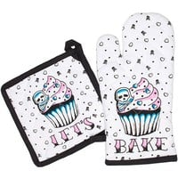 Let's Bake Kitchen Set by Sourpuss Clothing
