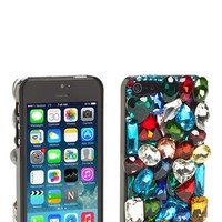 Natasha Couture 'Be Jeweled' iPhone 5 Case | Nordstrom
