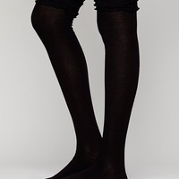 Free People Womens Fidler Tall Sock -