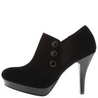 Women's Koko Button Platform Shootie