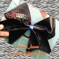 Rhinestone Hawaii Bow as seen on Instagram