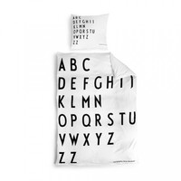 designdelicatessen - Design Letters - ABC bed linen for adults - Design Letters