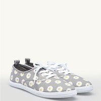 Daisy Lace-Up Oxford Sneakers