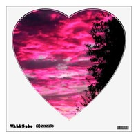 Pink Skies Wall Decal