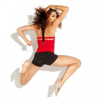 Racer Back Tank | Girls Dance Tank Tops | Jo+Jax Dance Apparel