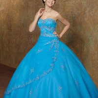 Ball Gown Sweetheart Floor Length Satin wedding dress for brides 2010 style(WDE0154) [5003] - US&amp;#36;247.00 : Bridal Gowns Store